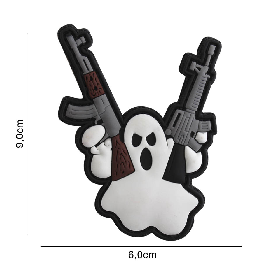 """Patch """"Terror Ghost"""""""