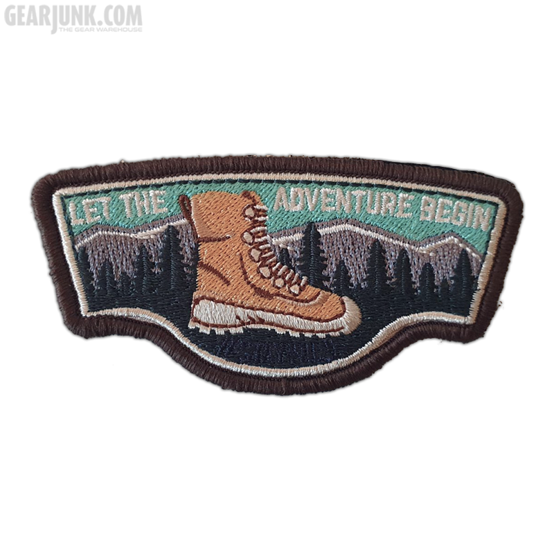 """Patch """"Let the Adventure begin"""""""